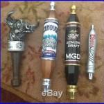11 Beer Tap Handles pulls keg handles 11 beer handle lot instant collection wow