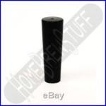 1 Tap Handle Black Plastic Knob Bar Kegerator Pub Homebrew Draft Beer Faucet