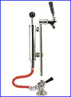 8 Beer Tap Handle Party Pump Kegerator Keg Barrel Hose G Coupler