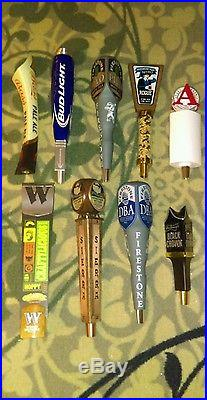 BEER TAP HANDLE LOT -ALL BRAND NEW