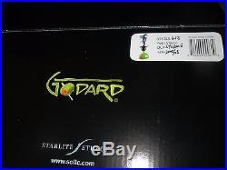 BRAND NEW MICHAEL GODARD Beer Tap Handle Sculpture POOL SHARK RARE LTD ED