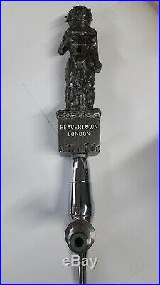 Beavertown London Beer Tap, handle, elegance, tap Slightly Used But In Really Good