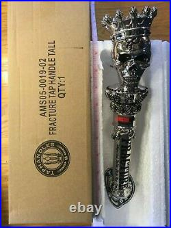 Beer Tap Amsterdam Fracture IPA Large Size Handle Brand New in Original Box