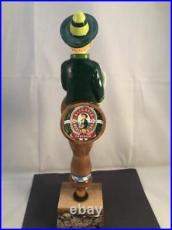 Beer Tap Handle Allgauer Buble Bier Beer Tap Handle Figural Beer Tap Handle