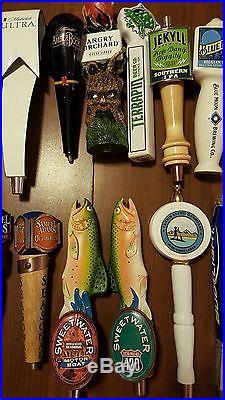 Beer Tap Handle Lot