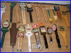 Beer Tap Handle Lot 31 Assorted Vermont breweries Different Handles & Breweries