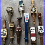 Beer Tap Handle Lot, 32 Different Knobs Vintage NOS Rare