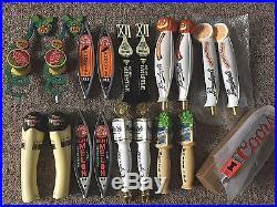 Beer Tap Handle Lot Of 19