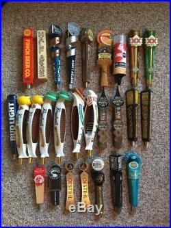 Beer Tap Handle Lot Of 27