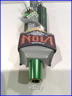 Beer Tap Handle Mechahopzilla