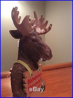 Beer Tap Handle Moose Drool