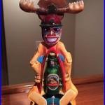 Beer Tap Handle Moosehead Totem Pole