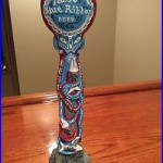 Beer Tap Handle Pabst Octopabst
