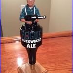 Beer Tap Handle Rogue Buckwheat