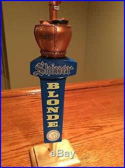 Beer Tap Handle Shiner Bock Texas