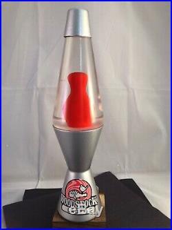 Beer Tap Handle Woodstock Lager Beer Tap Handle Figural Lava Lamp Tap Handle