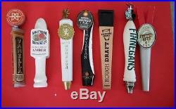 Beer Tap Handles Ceramic, Metal & Wood Lot of 35 Craft beer