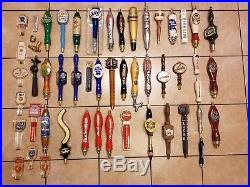 Beer Tap Handles -Vintage/Modern Lot of 50Qty! Free Ship Buy It Now! Make Offer