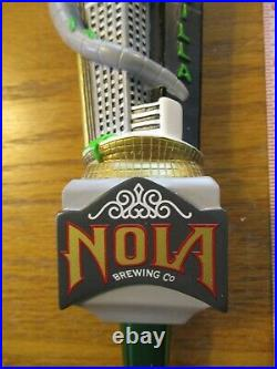 Beer Tap Nola Mechahopzilla Handle Brand New in Original Box