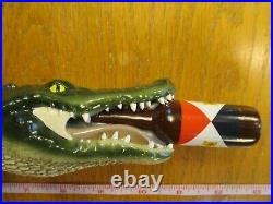 Beer Tap Parish Pilsner Alligator Handle Brand New in Original Box