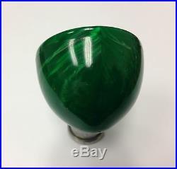 Beer ball knob tap handle marker Pabst Rolling Rock latrobe milwaukee