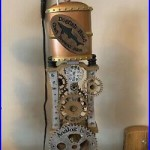 Beer tap handle Dogfish Head Steampunk extremely rare
