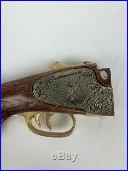 Budweiser Rifle Stock Beer Tap Handle Partners In Conservation Rare HTF