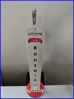 Butcombe Bohemian Pilsner Beer Pump Font Tap And Handle Home Bar Pub