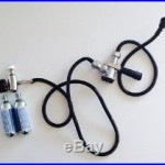 C02 Beer Keg Pump Faucet Tap handle Dispensing kegerator Keg D COUPLER