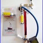 CO2 Beer Tap Handle Party Pump Kegerator Keg Coupler Faucet Hose