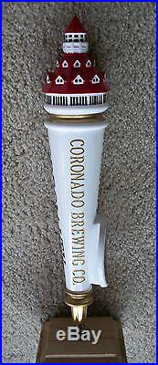 Coronado Brewing Specialty Figural Craft Beer Tap Handle