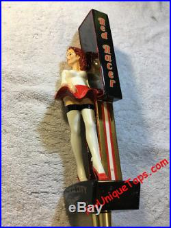 Central City Red Racer Sexy Girl Beer Tap Handle-Visit my ebay store