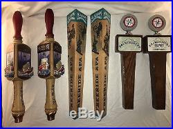Collection of 72 Tap beer handles, Priced to sell