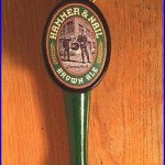 Connecticut Brewery Hammer And Nail Beer Tap Handle-Very Rare