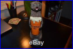 Copper Ale Beer Tap Handle Otter Creek, Rare