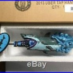 Dogfish Head 2013 Uber beer Tap Handle Great White Shark brand new in box