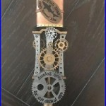Dogfish Head Steampunk Beer Tap Handle