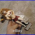 Extremely Rare Killians Lager Girl Beer Tap Handle Big Tapper Sale Read Descrip