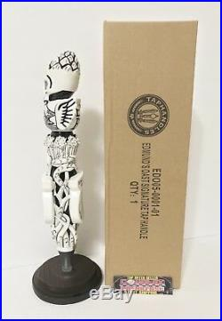 Edmund's Oast Brewing South Carolina Beer Tap Handle 11.5 Tall Brand New In Box