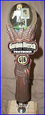 Gordon Biersch Festbier Figural Craft Beer Tap Handle New In Box