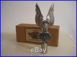 HARLEY DAVIDSON BAR AND SHIELD EAGLE BAR TAPPER DRAFT BEER TAP HANDLE 97851-03V