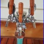Handmade Australian Sheoak Beer Tap Handles