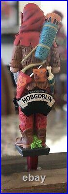 Hobgoblin Beer Tap Handle New In Box