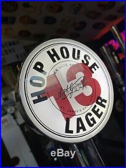 Hop House 13 Beer Pump Tap Home Bar Man Cave Led Light Beer Font