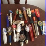 Huge Lot of 20 Beer Tap Handles