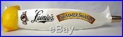 Jacob Leinenkugel Brewing Company Leinie's Summer Shady Beer Tap Handle Tap