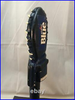 Labatt Goaltender Glove Beer Tap Handle Rare Figural NHL Hockey Beer Tap Handle