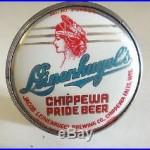 Leinenkugel's Leinie's Beer Tap Tapper Handle Chippewa Pride Knob Wisconsin