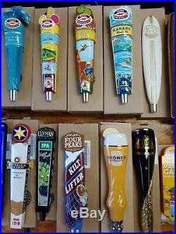 Lot Of 20 Beer Tap Handles