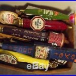 Lot Of (21) Awesome Beer Tap Handles